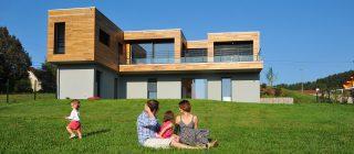新一代原木建筑