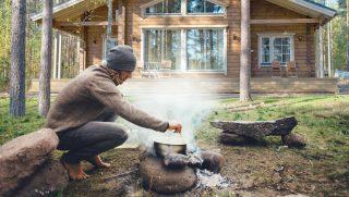 健康的家园,北欧大自然所赋予的灵感